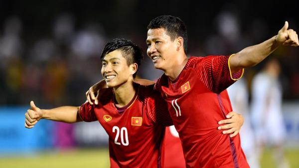 """Đội bóng Thái Lan """"đánh tiếng"""" chiêu mộ cặp song Đức của tuyển Việt Nam"""