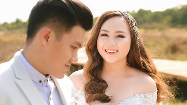 Ngắm trọn bộ ảnh cưới của cô dâu chú rể trong đám cưới bạc tỷ ở Sóc Trăng