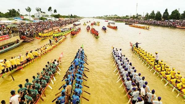 Độc đáo lễ hội văn hóa Khmer Nam Bộ