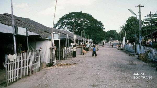 Loạt ảnh độc và đẹp về Sóc Trăng năm 1964