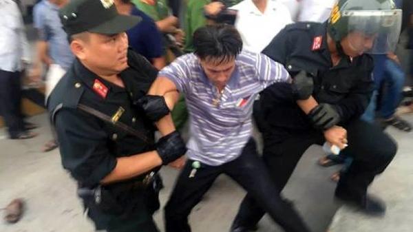 Tài xế ở Sóc Trăng bị tạm giữ tại BOT Cai Lậy đã ra về