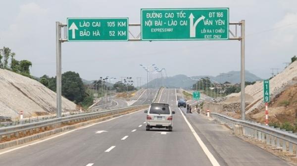 Đề xuất nối Lai Châu, Nghĩa Lộ với cao tốc Nội Bài - Lào Cai
