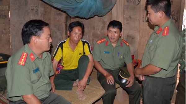 Nóng bỏng cuộc chiến chống ma túy ở huyện biên giới Mường Chà, Điện Biên
