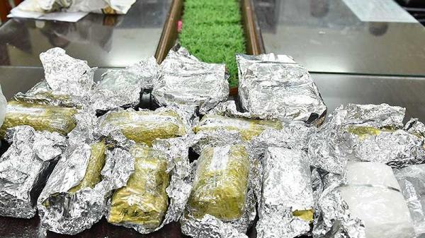 Tội phạm nước ngoài chuyển giao công nghệ sản xuất ma túy đá sang Lào và Việt Nam