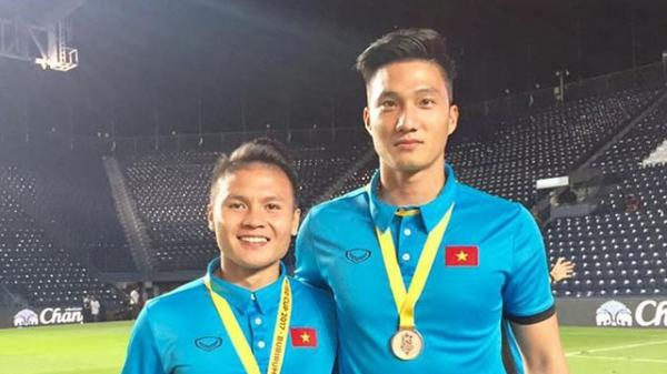 """Ngoài Bùi Tiến Dũng, U23 Việt Nam còn có một thủ môn khác """"cực phẩm"""" không kém"""
