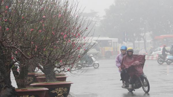 Dự báo thời tiết 10/2: Hạ 6 độ, Ninh Bình chuyển rét đậm kèm mưa