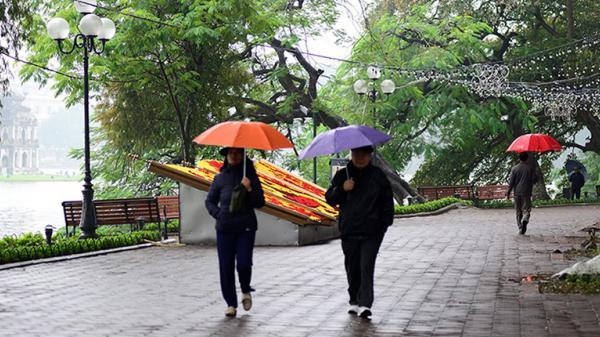 Dự báo thời tiết 5/3: Ngày mai miền Bắc chuyển mưa lạnh