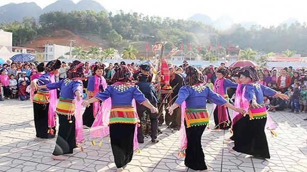 Độc đáo Lễ hội rượu cần của dân tộc Kháng