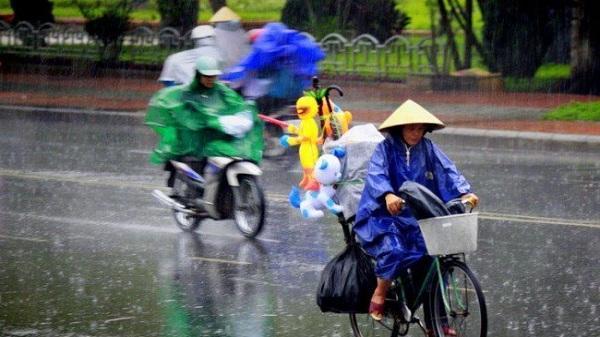 Dự báo thời tiết 28/5: Chấm dứt nắng nóng, miền Bắc mưa giông kéo dài đến hết tuần