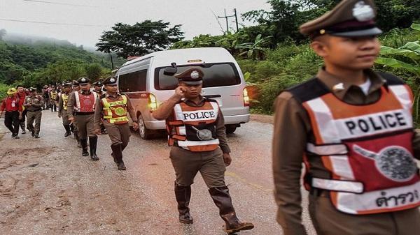 Cầu thủ thứ 8 của đội bóng Thái Lan được cứu