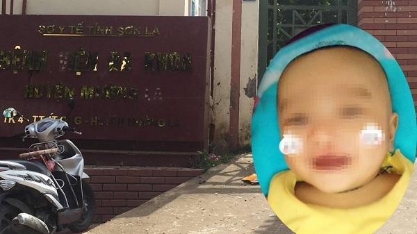 Bộ Y tế vào cuộc vụ bé trai 4 tháng tuổi t.ử v.ong ở Sơn La