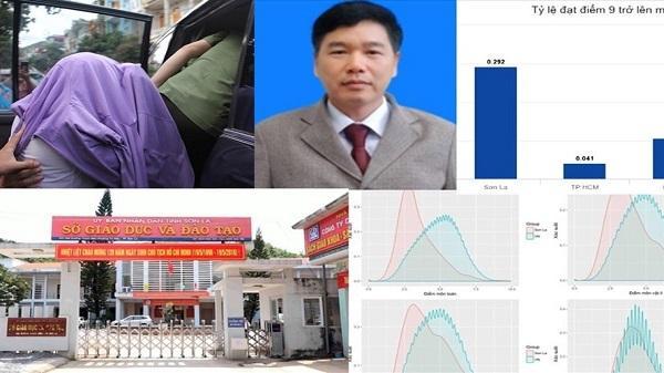 Phụ huynh mong làm rõ động cơ nâng điểm thi của cán bộ ngành giáo dục ở Sơn La