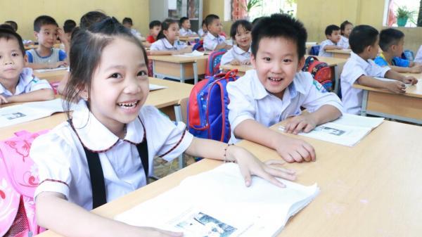Hà Nam: 100% trường tiểu học dạy Tiếng Việt 1 Công nghệ giáo dục