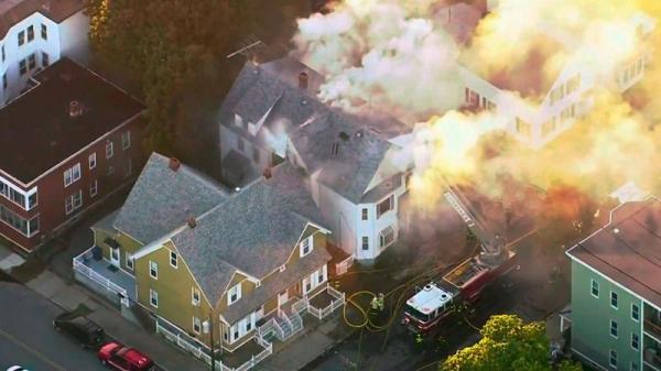 Nổ đường ống dẫn gas ở Mỹ: 'Cháy to đến nỗi không còn thấy bầu trời'