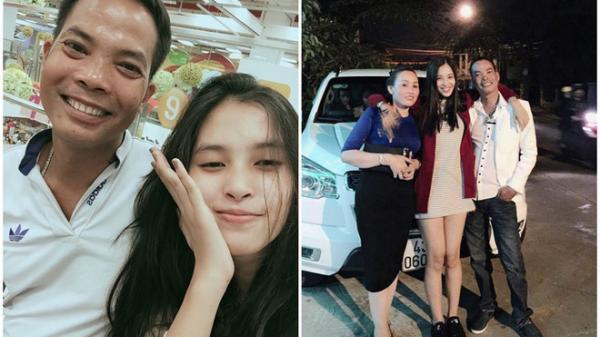 Gia cảnh của nữ sinh 18 tuổi vừa đăng quang Hoa hậu Việt Nam 2018: Bố bị tai biến, mẹ là trụ cột kinh tế chính