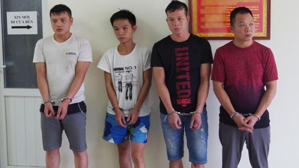 1 doanh nghiệp ở Hà Nam bị nhóm tội phạm người nước ngoài cậy két sắt và ăn trộm tiền