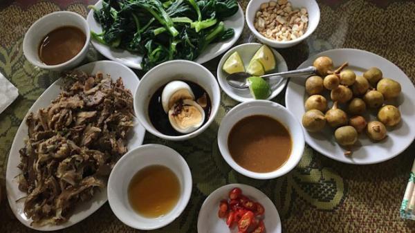 4 món ăn dân dã ở Ninh Bình