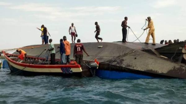 Hơn 200 người có thể ch.ết đuối trong thảm họa chìm phà ở Tanzania