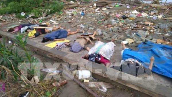 Hơn 1.000 người thiệt mạng do động đất, sóng thần tại Indonesia