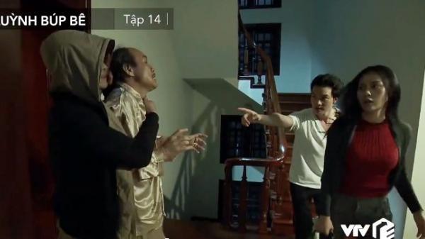'Quỳnh búp bê' tập 14: Cảnh tạo phản, quyết tâm đưa mẹ con Quỳnh bỏ trốn