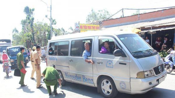 Đội phó Công an huyện lái xe gây c.hết người ngày 27 Tết