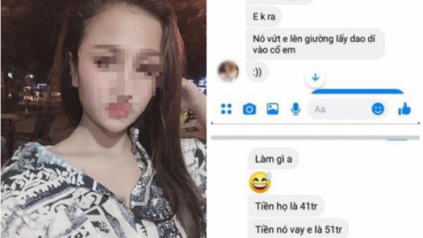 Vụ cô gái 19 tuổi bị sát hại trước khi đi nước ngoài: Rộ thông tin nạn nhân bị bạn trai quê Lào Cai bạo hành, giết chết vì 51 triệu