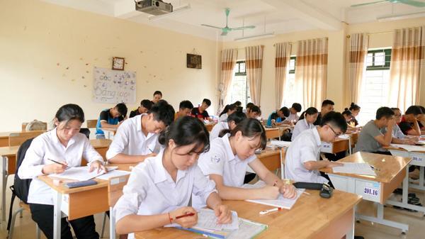 Bát Xát (Lào Cai) sẵn sàng cho kỳ thi THPT quốc gia 2019