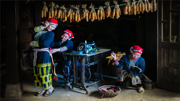 Nghệ sỹ nhiếp ảnh quê Lào Cai Phạm Gia Chiến đoạt Huy chương Bạc Cuộc thi ảnh quốc tế ISF WORLD CUP