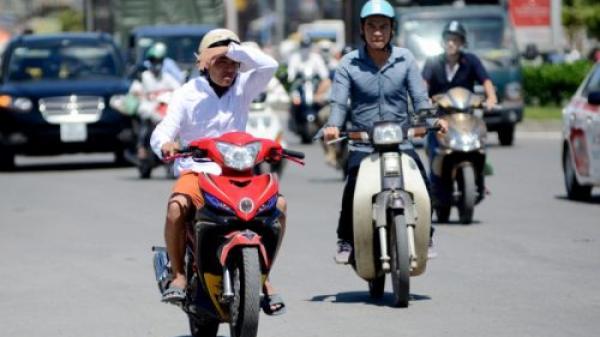 Lào Cai: Nắng nóng kéo dài hết ngày 23/6