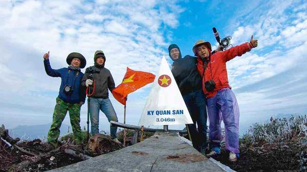 Ky Quan San (Lào Cai) - Chốn thần tiên nơi trần thế