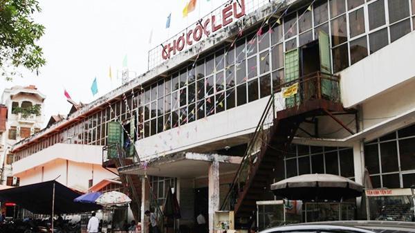 Chợ Cốc Lếu (Lào Cai) xưa