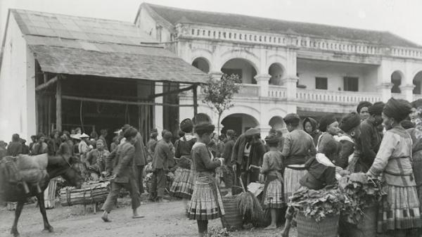 Lào Cai thập niên 1920 tuyệt đẹp qua ảnh của người Pháp