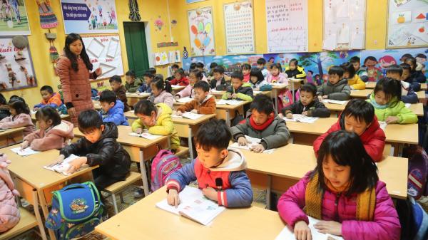 Sa Pa (Lào Cai) tuyển mới trên 5.760 học sinh các lớp đầu cấp