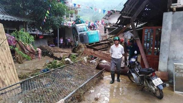 Lào Cai: Xác minh quy trình vụ nhà máy thủy điện xả lũ gây thiệ.t hại