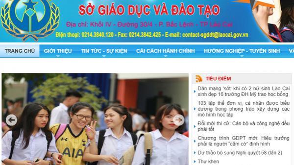 Thí sinh Lào Cai tra cứu điểm thi THPT quốc gia 2019 ở đâu?