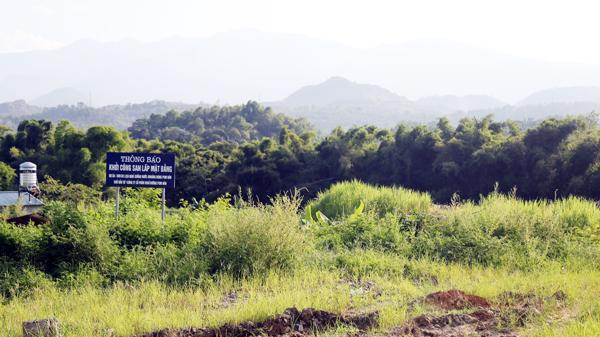 Thi công khu du lịch nghỉ dưỡng nước khoáng nóng Pom Hán (Lào Cai): Người dân lo lắng