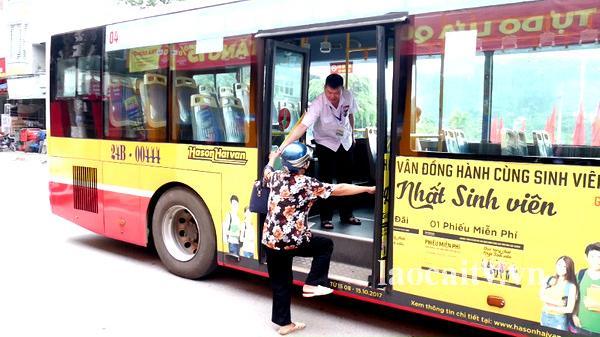 Tuyến xe buýt số 04 đi xã Bản Vược, huyện Bát Xát (Lào Cai) chính thức hoạt động thí điểm từ ngày 15/7