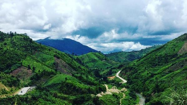 """Bật mí những bí mật về ngọn núi Pu Si Lung giữa núi rừng Tây Bắc chuẩn hơn """"chị Google"""""""
