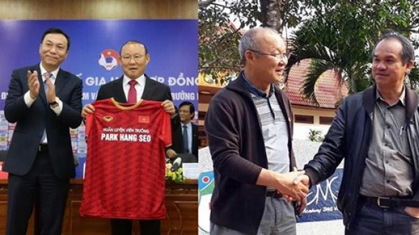 """Bầu Đức: """"Ông Park đã ở lại Việt Nam vì tình nghĩa"""""""