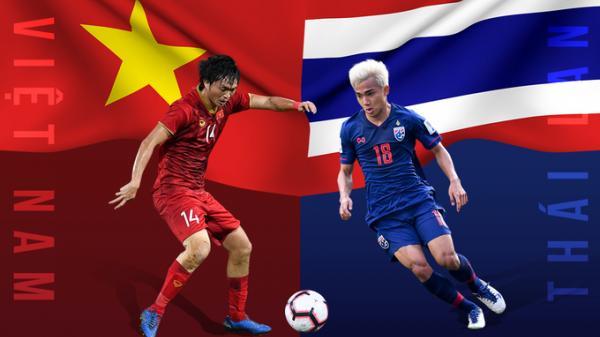 Việt Nam vs Thái Lan là trận cầu tâm điểm của FIFA