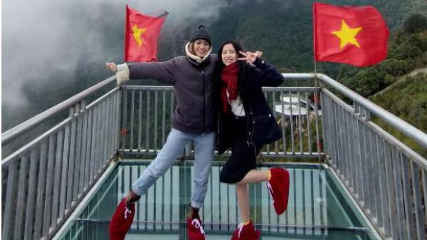 Bí kíp chụp ảnh check in tại Cầu kính Rồng Mây mới cực hot ở Lai Châu