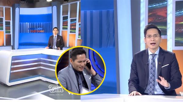 Lời xin lỗi gây tranh cãi của BTV Quốc Khánh trên sóng VTV: 'Xin lỗi nhưng không phục, kiểu như mình không sai'