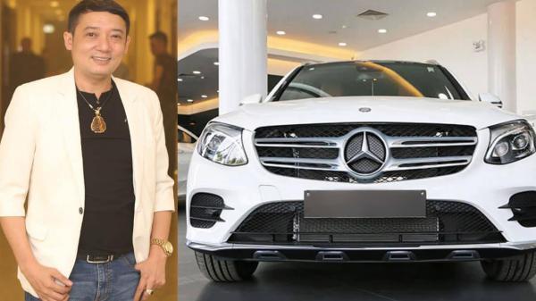 Danh hài Chiến Thắng tậu Mercedes-Benz, bốc được biển số đẹp