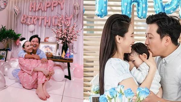 Sinh con đã lâu nhưng nay Nhã Phương mới tiết lộ tên công chúa nhỏ, khẳng định cuộc sống viên mãn và luôn yêu thương Trường Giang