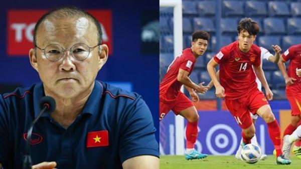 HLV Park Hang-seo căng thẳng khi biết tin U23 Việt Nam có thể bị loại dù có thắng đậm Triều Tiên ở trận cuối