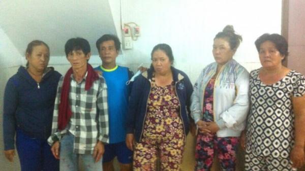 """""""Nữ quái"""" 2 tiền án quê Tây Ninh cầm đầu băng nhóm dàn cảnh đụng xe trộm tiền"""