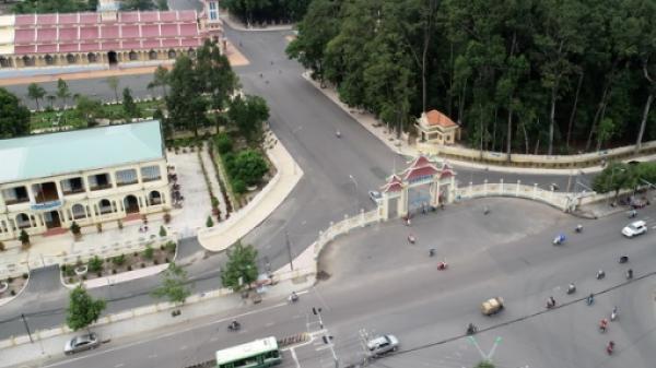 Thành phố Tây Ninh: Ngầm hoá đường Cách Mạng Tháng Tám- điểm nhấn của tương lai