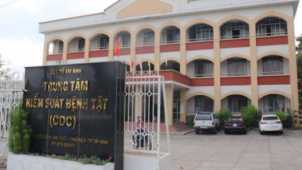 Bệnh viện Đa khoa tỉnh Tây Ninh tạm ngừng tiếp nhận bệnh vì có ca mắc Covid-19