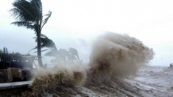 Bão Tembin là cơn bão cuối mùa mạnh nhất trong nhiều năm