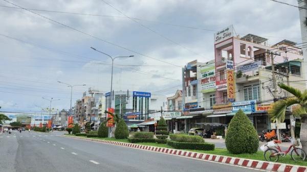Tây Ninh đầu tư 1.500 tỷ đồng ngầm hóa hệ thống hạ tầng kỹ thuật đô thị